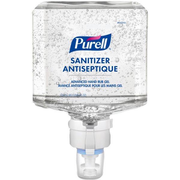Purell® Advanced Hand Sanitizer Rub Gel Refill Contact-Free
