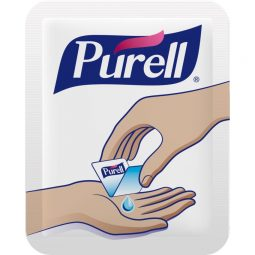 Purell® Advanced Hand Rub Single Use Sanitizer