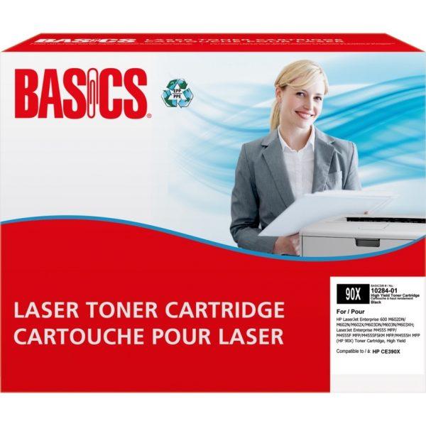 Basics® Remanufactured Laser Cartridge