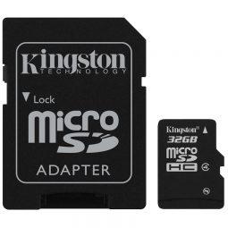 Kingston® Canvas Select Plus microSD Card