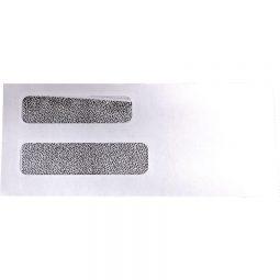 Supremex Peel & Seal Double Window Envelopes #8