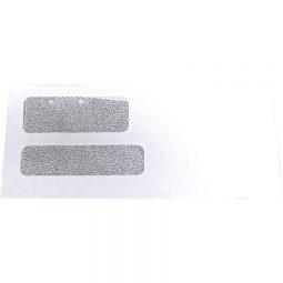 Supremex Peel & Seal Double Window Envelopes