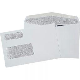 Supremex T4 Double Window Envelopes