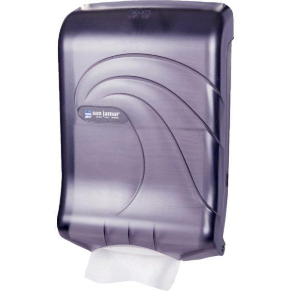 Kruger NOIR Folded Towel Dispenser