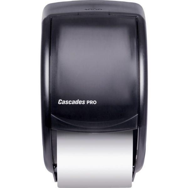 Cascades Pro® Universal Double Roll Bathroom Tissue Dispenser