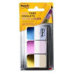 Post-It Bright Foil Tabs