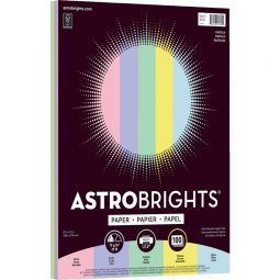 Neenah Astrobrights® Pastel Coloured Paper