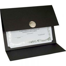St-James Certificate Holder