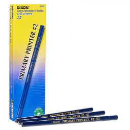 Dixon® Primary Printer Pencil #2