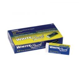 Dixon Eraser Vinyl White Large 12/box
